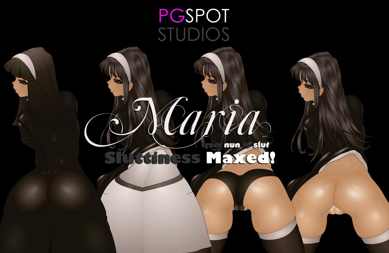 Play Maria from nun to slut